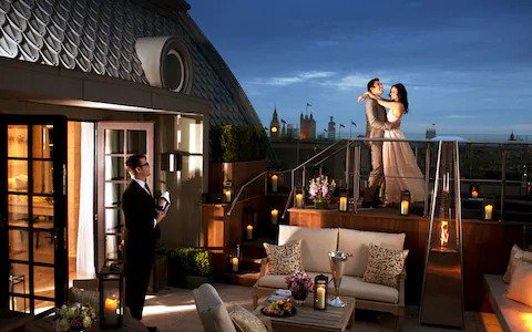 The Best London hotels for wedding venues