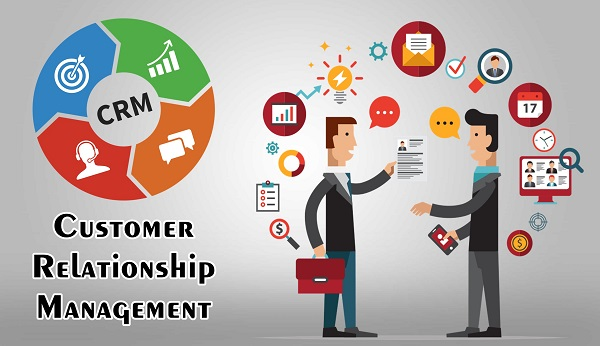 Image Represents The Customer Relationship Management.